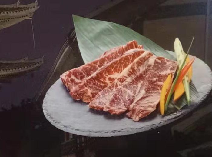 新鮮なお肉