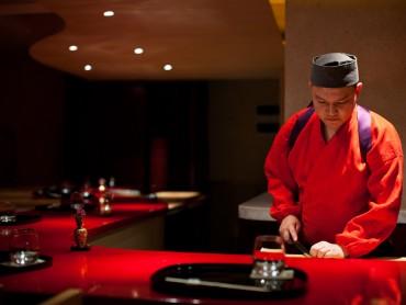 日本人料理長