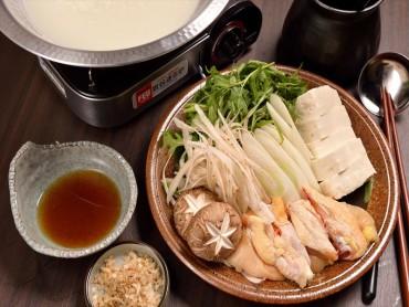 博多鶏白湯