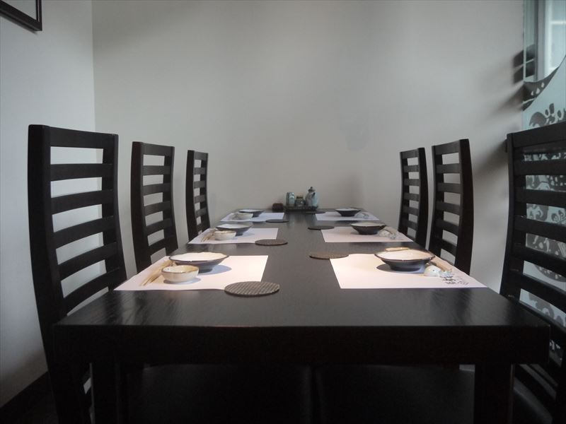 完全個室 6名×1室