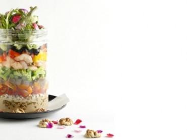 花水木サラダ