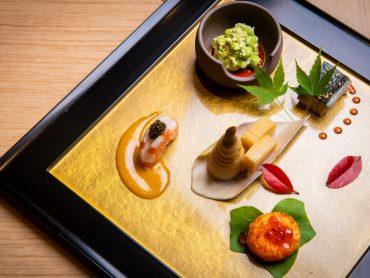 料理長お手製の日本料理