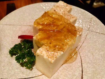 ジュレ豆腐