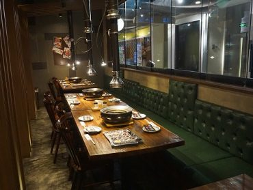 (日本語) テーブル席